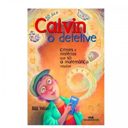 LIVRO CALVIN, O DETETIVE