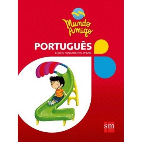 LIVRO MUNDO AMIGO PORTUGUÊS 2º ANO FUNDAMENTAL SM
