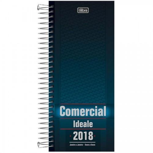 AGENDA COMERCIAL IDEALE 2018 TILIBRA