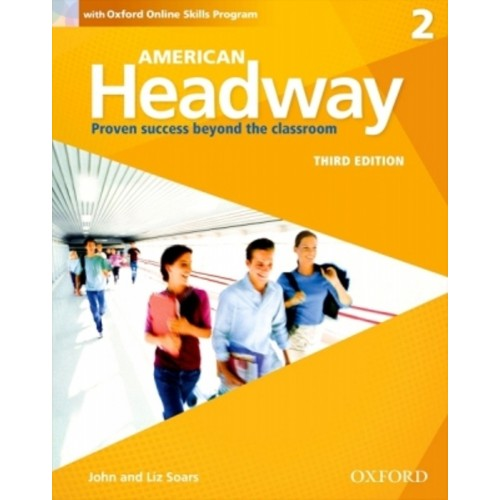 American Headway 2 - Student'S Book With Online Skills - Third Edition