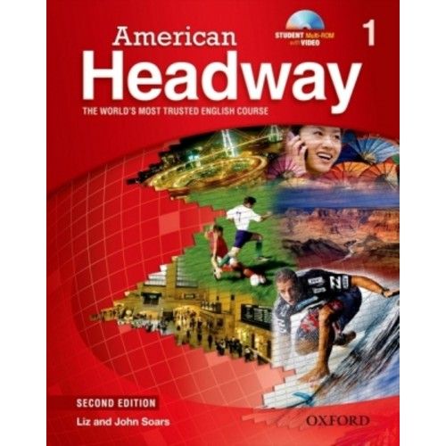 American Headway 1 - Student'S Book With Multi-Rom - Second Edition