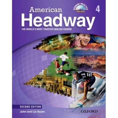 American Headway 4 - Student Book With Multi-Rom - Second Edition