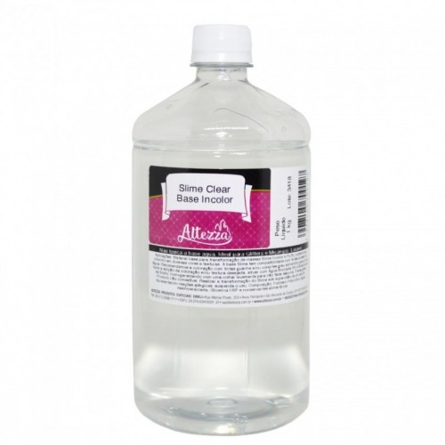 SLIME CLEAR BASE INCOLOR 1KG ALTEZZA