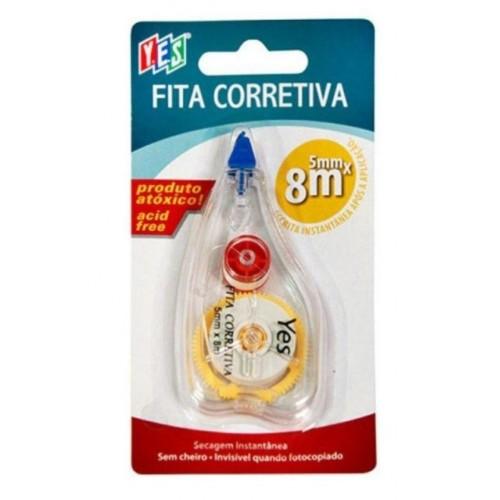 FITA CORRETIVA YES 5MMX8M HS500B