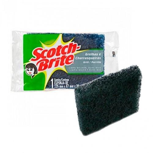 Esponja Scotch-Brite Grill para limpeza 3M