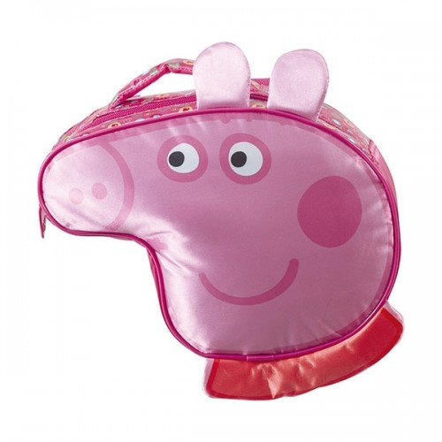 LANCHEIRA PEPPA PIG COLORFUL 5244