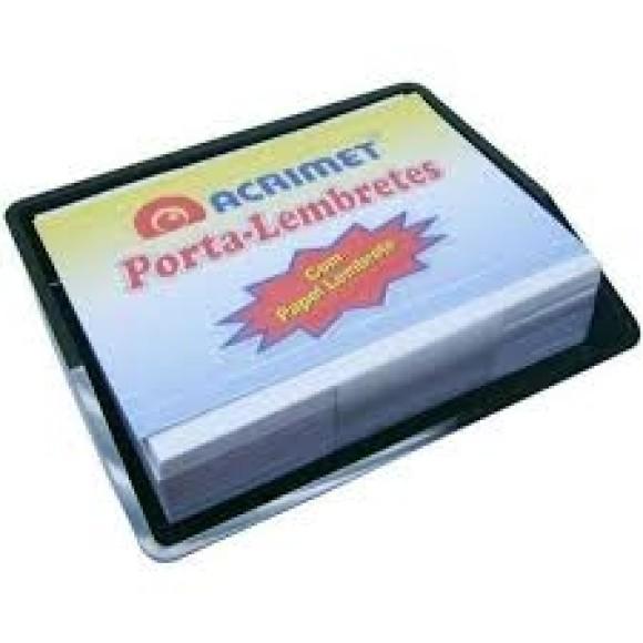 PORTA LEMBRETE C/200FLS REF.957 ACRIMET