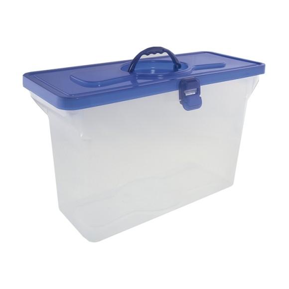 Maleta Organizadora Empilhável Azul