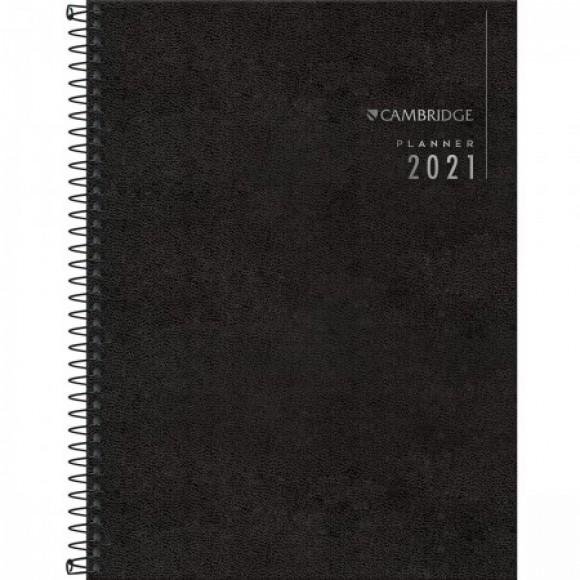 PLANNER EXECUTIVO ESPIRAL CAMBRIDGE 2021 TILIBRA