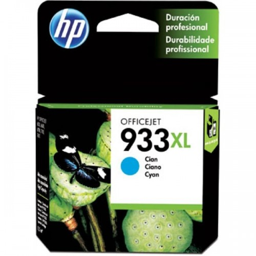 CARTUCHO HP 933XL CIANO CN054AL HP CX 1 UN