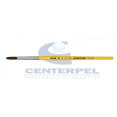 PINCEL P/PINTURA REF.266 N.14 REDONDO