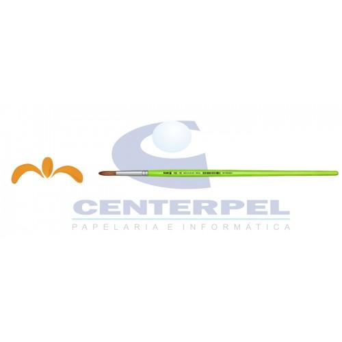 PINCEL REDONDO REF.181 N.12 PELO DE ORELHA DE BOI